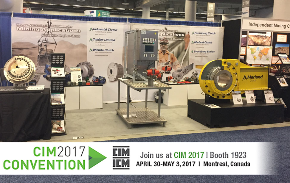 CIM 2017 Booth Photo