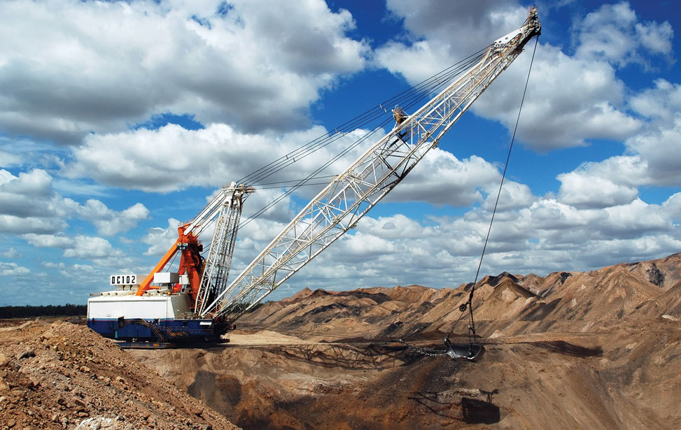 Dragline Motor Braking Systems