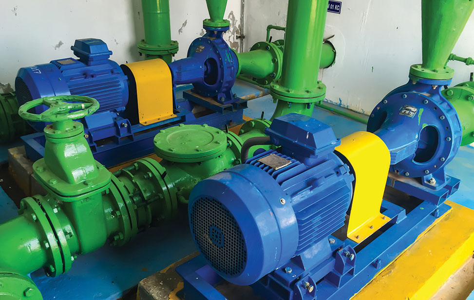 Mine Water Pumps