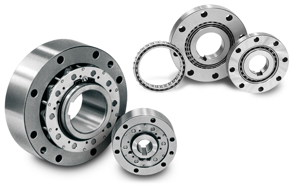 Not Self Supporting Overrrunning Clutches