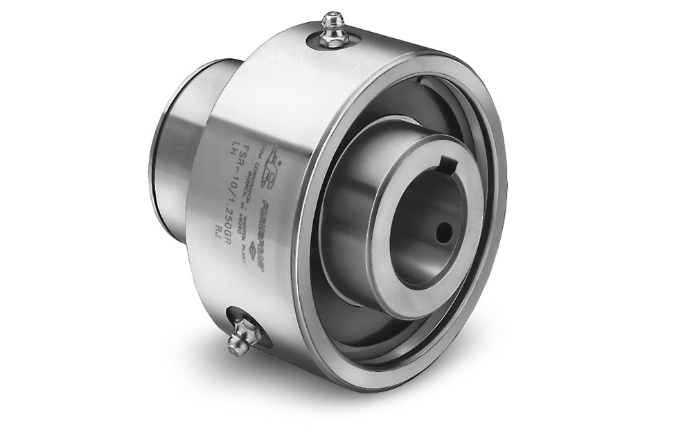 FSR Series Sleeve Bearing Supported Clutch