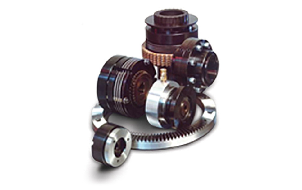 Pressure Operated Clutch Brake