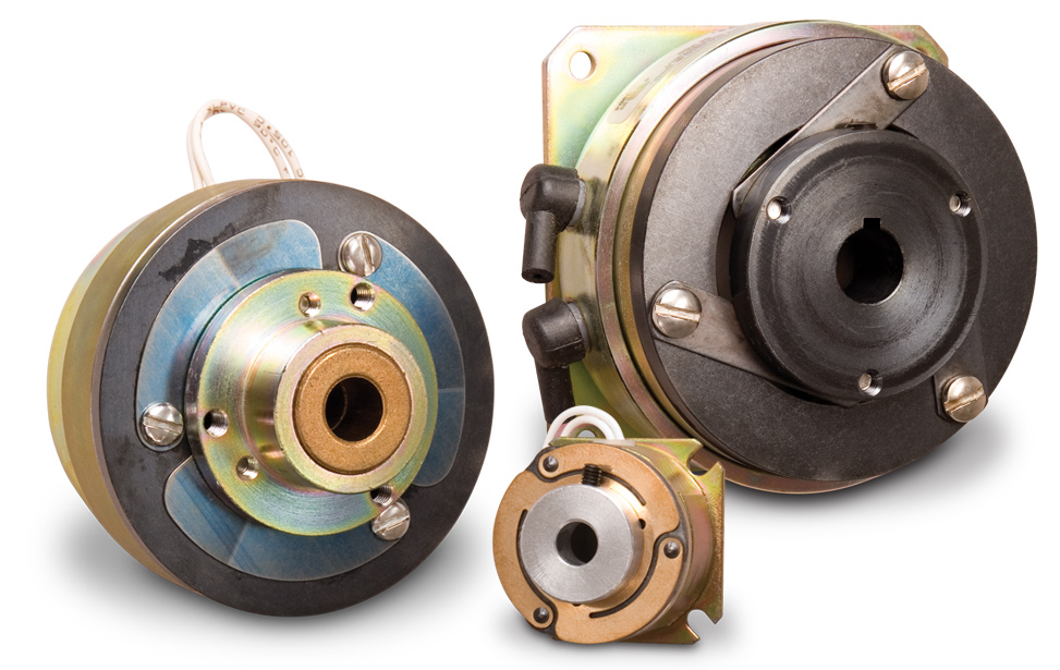 Warner Electric Fractional HP Clutches and Brakes