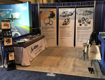 Heli-Expo 2018 Booth Photo