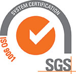 ISO 9001 SGS System Certification