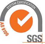 AS 9100 SGS System Certification